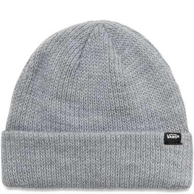 Vans шапка MN CORE BASICS BEANI Heather Grey