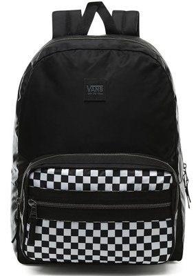Vans рюкзак WM DISTINCTION II BA Black/White