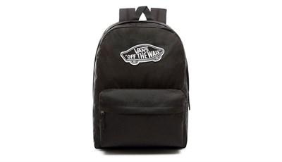Vans рюкзак WM REALM BACKPACK Black