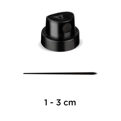 cap Super Skinny 9018 черный с черной вставкой