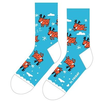 Носки St. Friday socks Сон в зимнюю ночь
