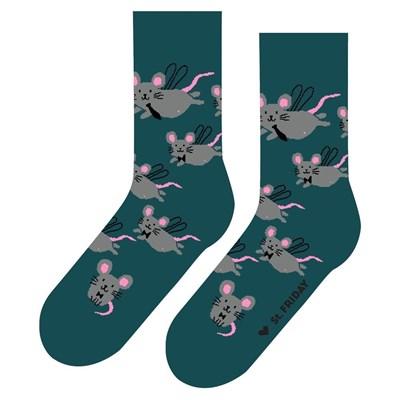 Носки St. Friday socks Пятничная фея и день забот