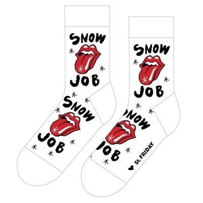 Носки St. Friday socks SNOW JOB