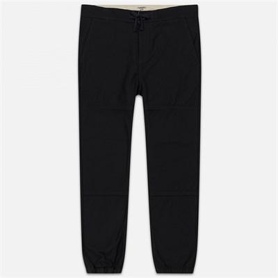 Carhartt WIP брюки Marshall Jogger BLACK (RINSED)