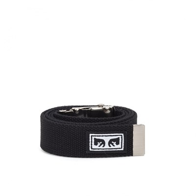 Obey Ремень BIG BOY WEB BELT BLACK.