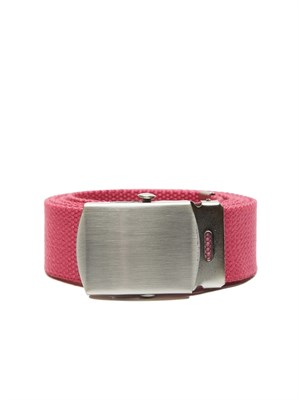 Obey Ремень BIG BOY WEB BELT MAGENTA.