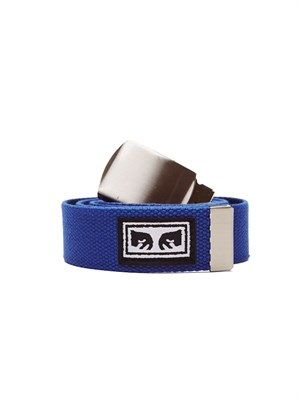 Obey Ремень BIG BOY WEB BELT SKY BLUE.