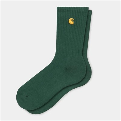 Carhartt WIP Носки Chase Socks TREEHOUSE / GOLD.