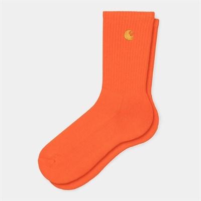 Carhartt WIP Носки Chase Socks CLOCKWORK / GOLD.