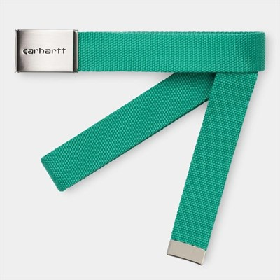 Carhartt WIP Ремень Clip Belt Chrome YODA