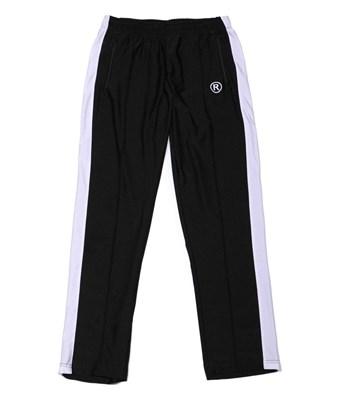 Штаны спортивные ZIQ & YONI R LOGO SS18 черно-белые