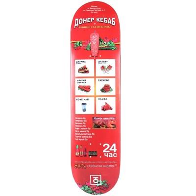 """Юнион Дека """"Doner """", размер 8,25x32, конкейв medium"""