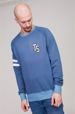 Толстовка TRUESPIN Sweatshirt #1 Bering Sea/Blue Shadow