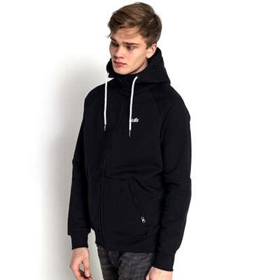 Толстовка SKILLS Double Pocket Hoodie Black Deep Black