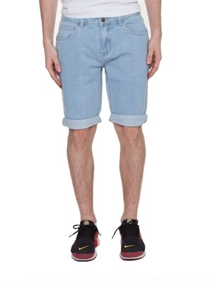 Шорты ЗАПОРОЖЕЦ Basic Denim Short Zap Regular Flex Light Blue