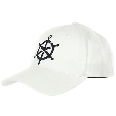 Бейсболка TRUESPIN Mate White