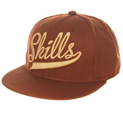 Бейсболка SKILLS 01 Brown