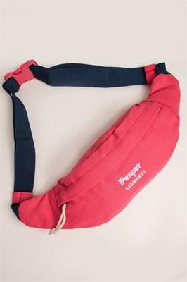 Сумка TRUESPIN Waistbag #1 magenta красный