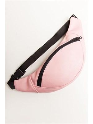 Сумка TRUESPIN Silver Bag на пояс (Розовый)