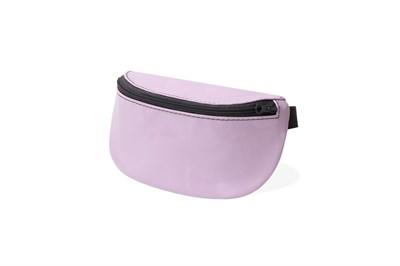 Никита Грузовик сумка на пояс фиолетовый экокожа