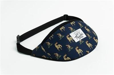 Travel поясная сумка dino 2 navy