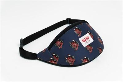 Oldy поясная сумка mask hania navy
