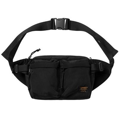 Carhartt WIP Сумка поясная Military Hip Bag BLACK / BLACK