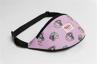 Oldy поясная сумка pantera pink