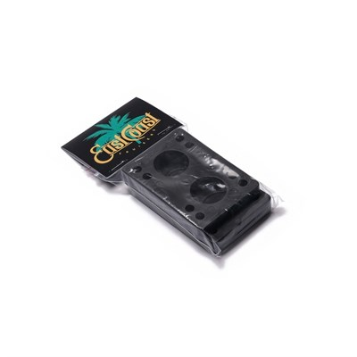 Комплект амортизаторов для лонгборда Eastcoast Wedge Risers Клиновидные 1/2''-1/4''