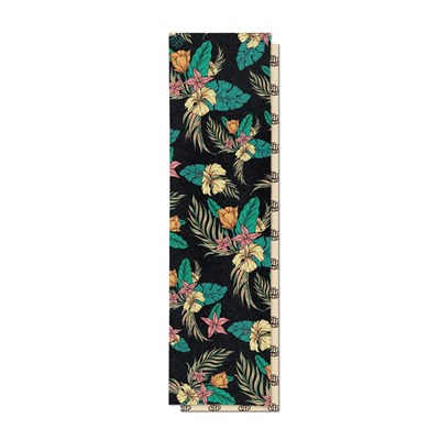 Шкурка для скейтборда Dip Grip FLORAL: TWO