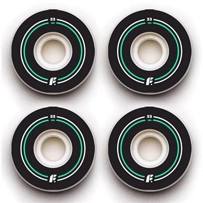 Комплект колес Footwork BASIC (53 мм 100A Форма Sidecut)