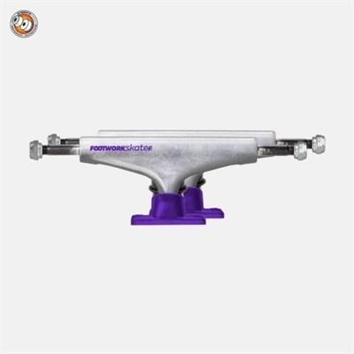 Комплект подвесок Footwork LABEL PURP/RAW (Ширина 5.25'')