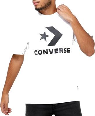 Футболка CONVERSE STAR CHEVRON TEE White