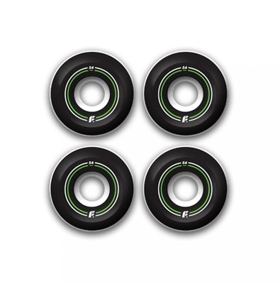 Комплект колес Footwork BASIC 55 мм 100A Форма Sidecut