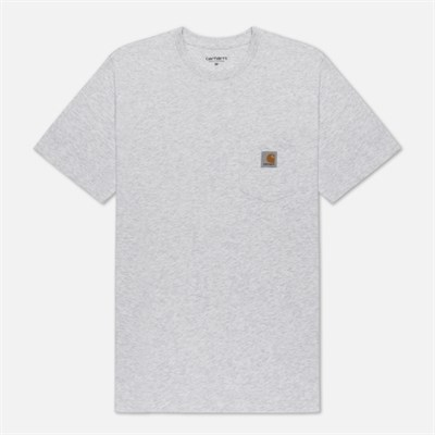 Футболка кор. рукав CARHARTT WIP ASH HEATHER I022091