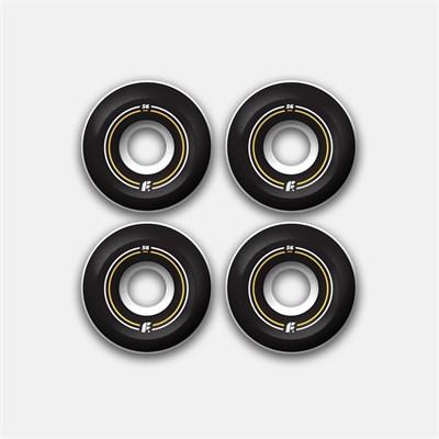 Комплект колес Footwork BASIC (56 мм 100A Форма Sidecut)