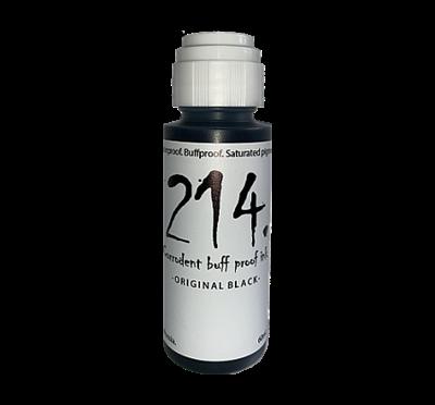 214 Ink сквизер 17мм черный Vandal black almond 60мл.