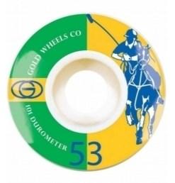 Колеса GOLD WHEELS Polo 53 mm