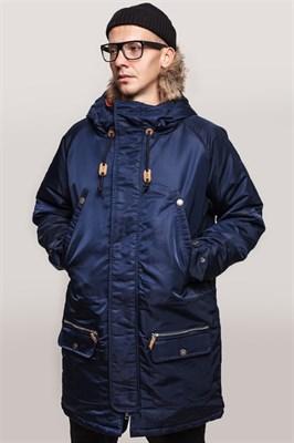 Куртка ЗАПОРОЖЕЦ Аляска navy