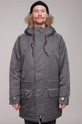 Куртка ЗАПОРОЖЕЦ Аляска grey