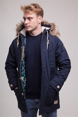 Куртка Запорожец Ditch Parka navy