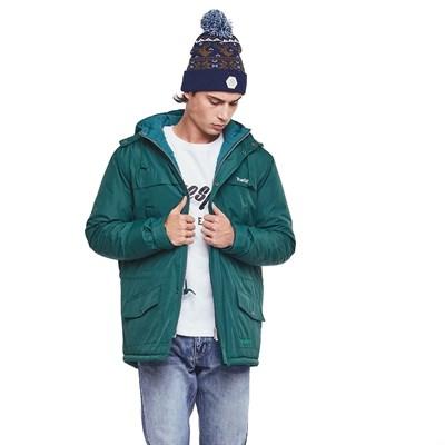 Куртка Truespin Fishtail dark green