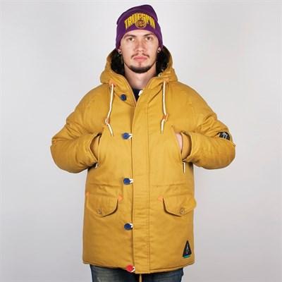 Куртка TRUESPIN Alaska FW14 (Коричневый (Beige/Camo)