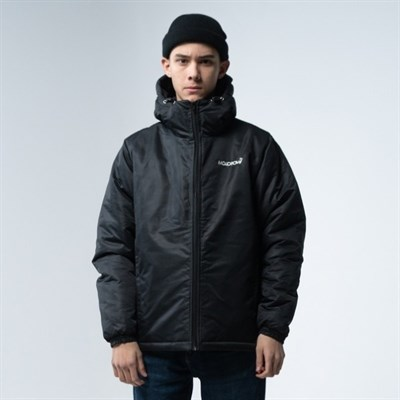 Куртка Molotov Basic Glitch Winter Belfast Black