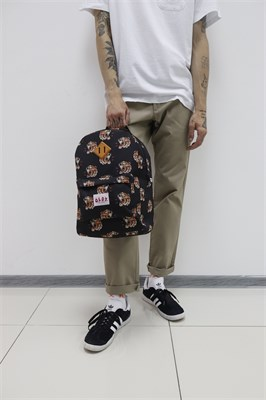 Рюкзак Travel Tiger black