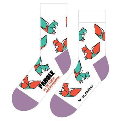 Носки St. Friday socks Иди за белкой