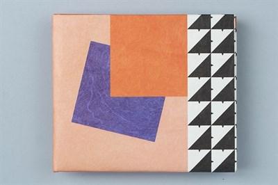 Кошелек New Wallet - New Modernismo; сделан из Tyvek®