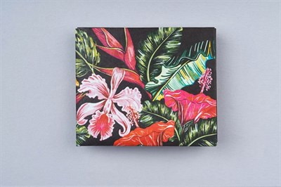 Кошелек New Wallet - New Tropicflowers;сделан из Tyvek®