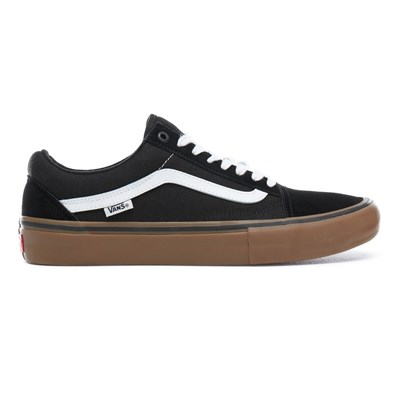 VANS MN OLD SKOOL PRO Black/White/ V00ZD4BW9.