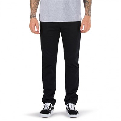 Vans брюки MN AUTHENTIC CHINO S BLACK VA3143BLK